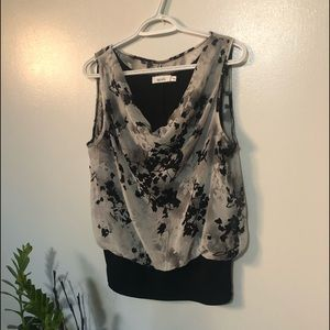Rickis two in one blouse.  3/$33